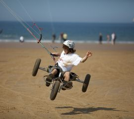 Kite Buggy   Redcar   Library