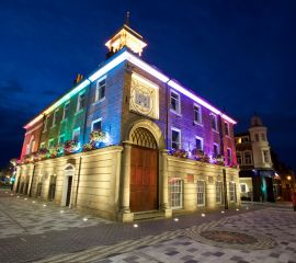 Stainton Lighting   Town Hall   Promo